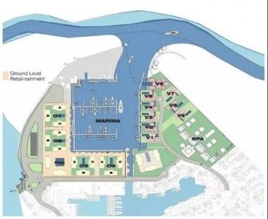 游艇港丨游艇港(码头)用地设计与规划